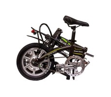 "фото Электровелосипед xDevice xBicycle 14"" (2019) Black"