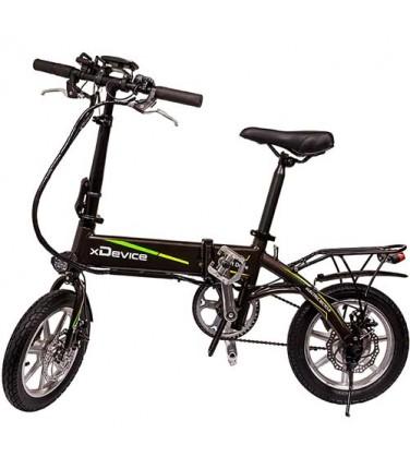 "Электровелосипед xDevice xBicycle 14"" (2019) Graphite | Купить, цена, отзывы"