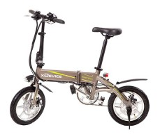 "Электровелосипед xDevice xBicycle 14"" Gray"