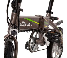 "фото Электровелосипед xDevice xBicycle 14"" Gray"