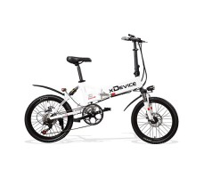 "Электровелосипед xDevice xBicycle 20"" White"