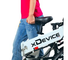 "фото Электровелосипед xDevice xBicycle 20"" White"