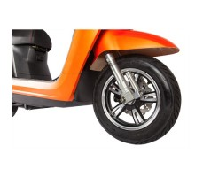 Электроскутер ZING QUICK Orange переднее колесо