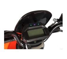 Электроскутер ZING QUICK Orange индикаторная панель