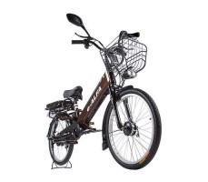 фото велогибрида Eltreco e-ALFA GL вид снизу