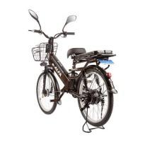 фото велогибрида Eltreco e-ALFA GL вид сзади