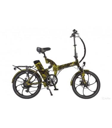 Велогибрид Eltreco Jazz NEW камуфляж | Купить, цена, отзывы