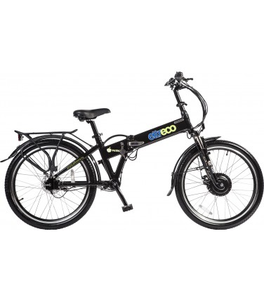 Велогибрид Eltreco PATROL КАРДАН 24 черный | Купить, цена, отзывы