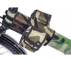 Фото вело-сумки Eltreco PATROL КАРДАН 26 Green