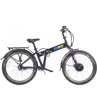 Велогибрид Eltreco PATROL КАРДАН 26 синий | Купить, цена, отзывы