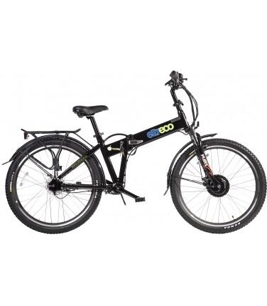 Велогибрид Eltreco PATROL КАРДАН 26 черный | Купить, цена, отзывы