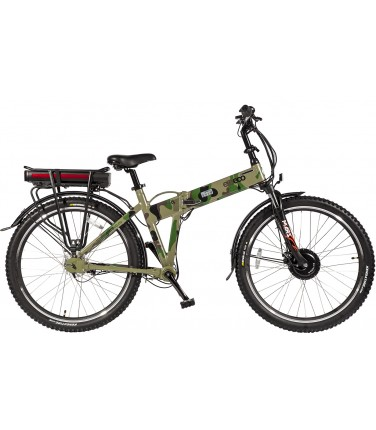 Велогибрид Eltreco PATROL КАРДАН 28 NEXUS 7 зеленый | Купить, цена, отзывы