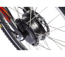 Фото мотора велогибрида Eltreco PATROL КАРДАН 28 Disc Black