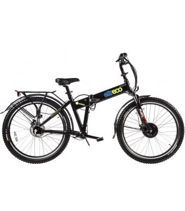 Велогибрид Eltreco PATROL КАРДАН 28 Disc черный | Купить, цена, отзывы