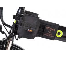 Фото велосумки Eltreco PATROL КАРДАН 28 Black