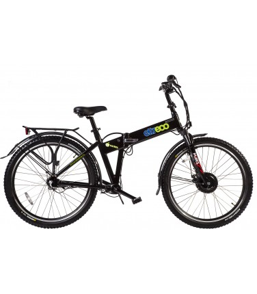 Велогибрид Eltreco PATROL КАРДАН 28 черный | Купить, цена, отзывы