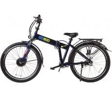 Велогибрид Eltreco PATROL КАРДАН 28 Blue