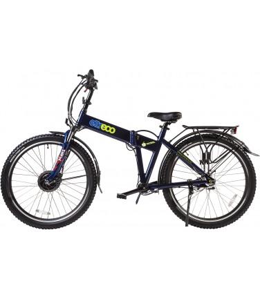 Велогибрид Eltreco PATROL КАРДАН 28 синий | Купить, цена, отзывы