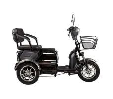 Трицикл S2 V2 с большой корзиной Gray