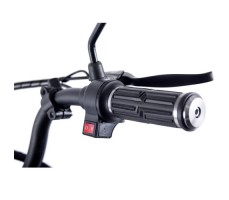 Фото руля электрического привода Eltreco Sunny для инвалидной коляски