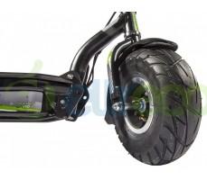Фото переднего колеса электросамоката Eltreco UBER ES04 Litium 36V 500W Black