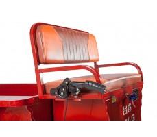 Фото сиденья грузовой электрической тележки Муравей