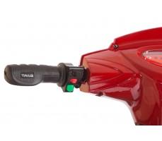 Фото кнопок индикации грузовой электрической тележки Муравей