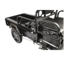 Грузовая электрическая тележка D1 Black кузов