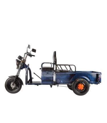 Грузовая электрическая тележка D1 Blue | Купить, цена, отзывы