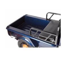 Грузовая электрическая тележка D1 Blue кузов
