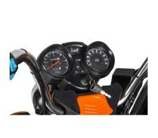 Грузовая электрическая тележка D4 Black индикаторная панель