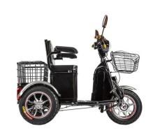 Трицикл S1 V2 с большой корзиной Black