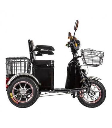 Трицикл S1 V2 с большой корзиной Black | Купить, цена, отзывы