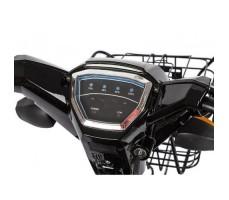 Трицикл S1 V2 с большой корзиной Black индикаторная панель