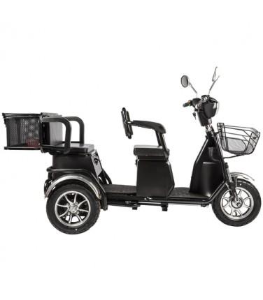 Трицикл S2 L1 Black | Купить, цена, отзывы