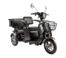 Трицикл S2 L1 Black вид спереди