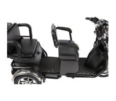 Трицикл S2 L1 Black сиденья