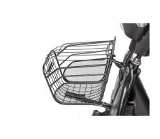 Трицикл S2 L1 Black передняя корзина