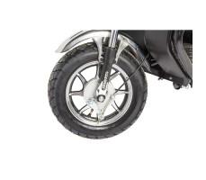 Трицикл S2 L1 Black переднее колесо