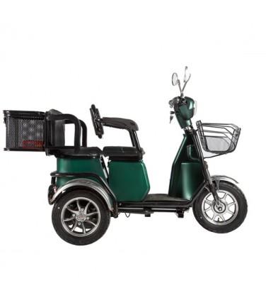 Трицикл S2 L1 Green | Купить, цена, отзывы