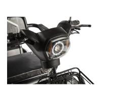 Трицикл S2 L1 Gray передняя фара