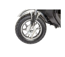 Трицикл S2 L1 Gray переднее колесо