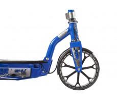 Фото переднего колеса электросамоката Eltreco UBER ES01 24V 100W Blue
