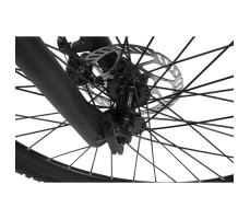 """Велогибрид Eltreco FS 900 26"""" Blue переднее колесо"""
