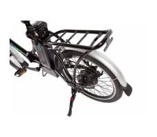 фото велогибрида Eltreco Good LITIUM 250W заднее колесо