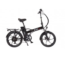 Велогибрид Eltreco JAZZ 500W Spoke Black