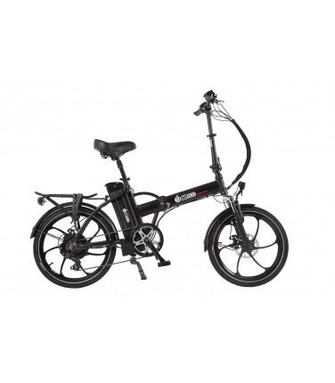 Велогибрид Eltreco JAZZ 500W Spoke черный | Купить, цена, отзывы