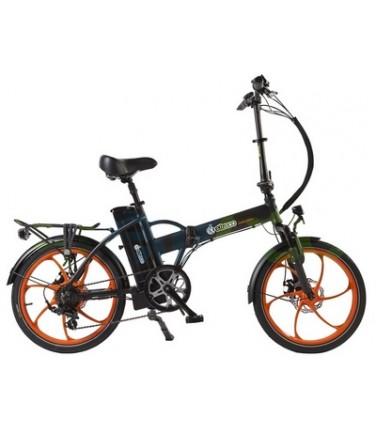 Велогибрид Eltreco JAZZ 350W черный | Купить, цена, отзывы
