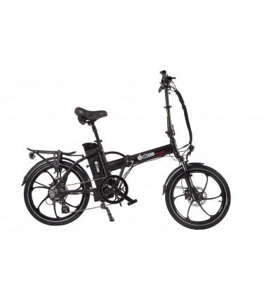 Велогибрид Eltreco JAZZ 350W VIP черный | Купить, цена, отзывы