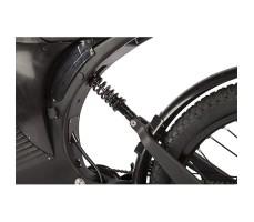 фото амортизатора велогибрида Eltreco SPARTA NEW ЛЮКС Carbon
